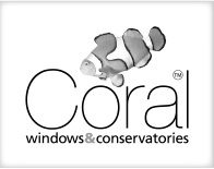 Winter warmth and security with double glazing from Coral Windows and Conservatories