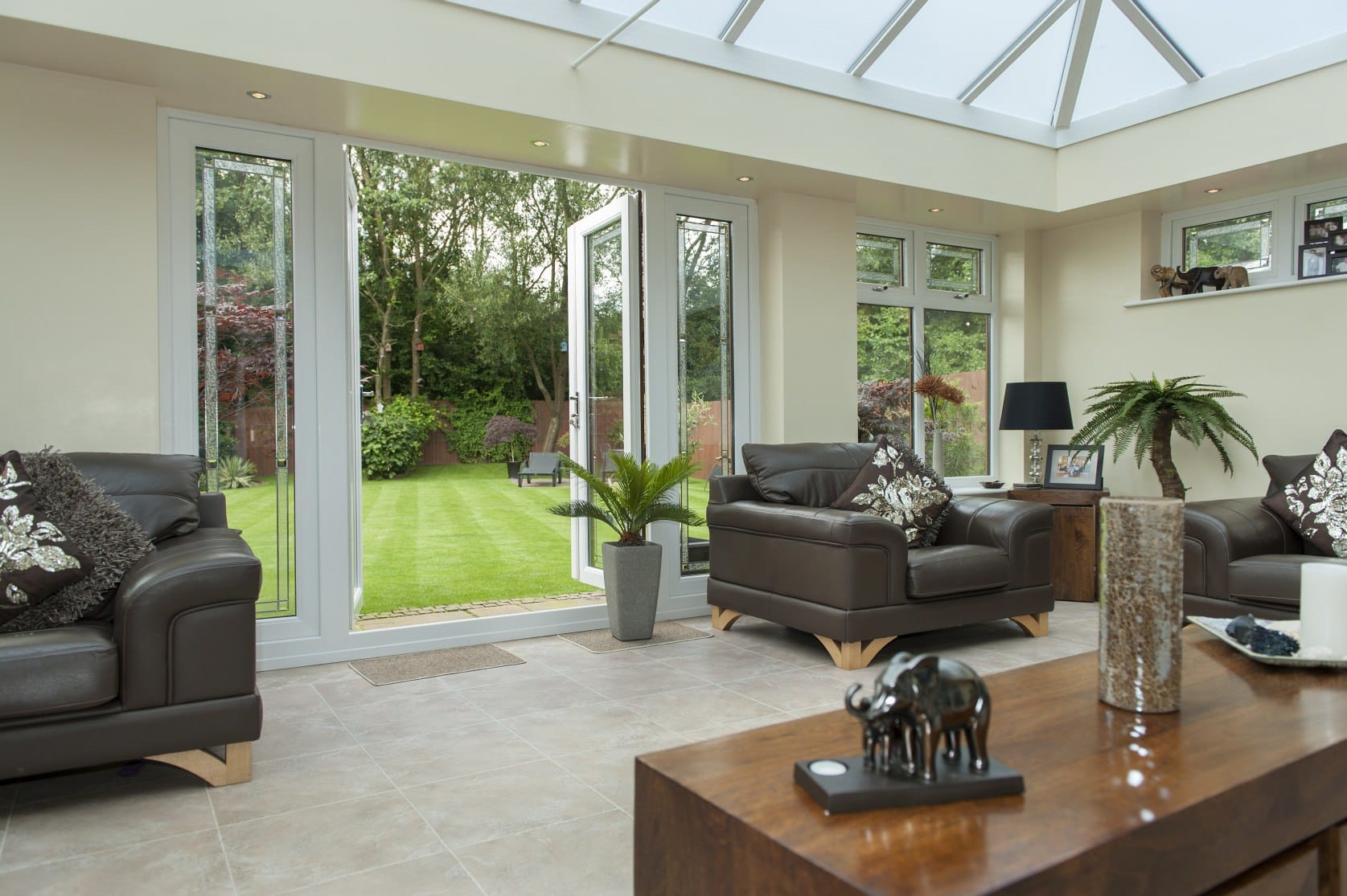 Why add a conservatory or orangery coral windows page 652 for Adding a conservatory