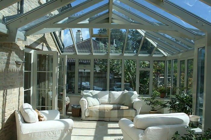 Conservatory Apex Design
