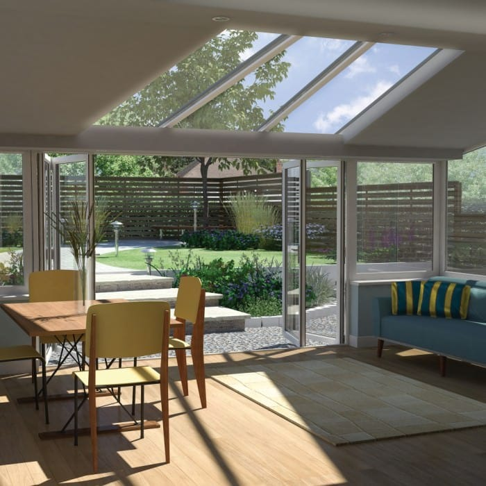 6 Reasons To Buy A Solid Roof Conservatory