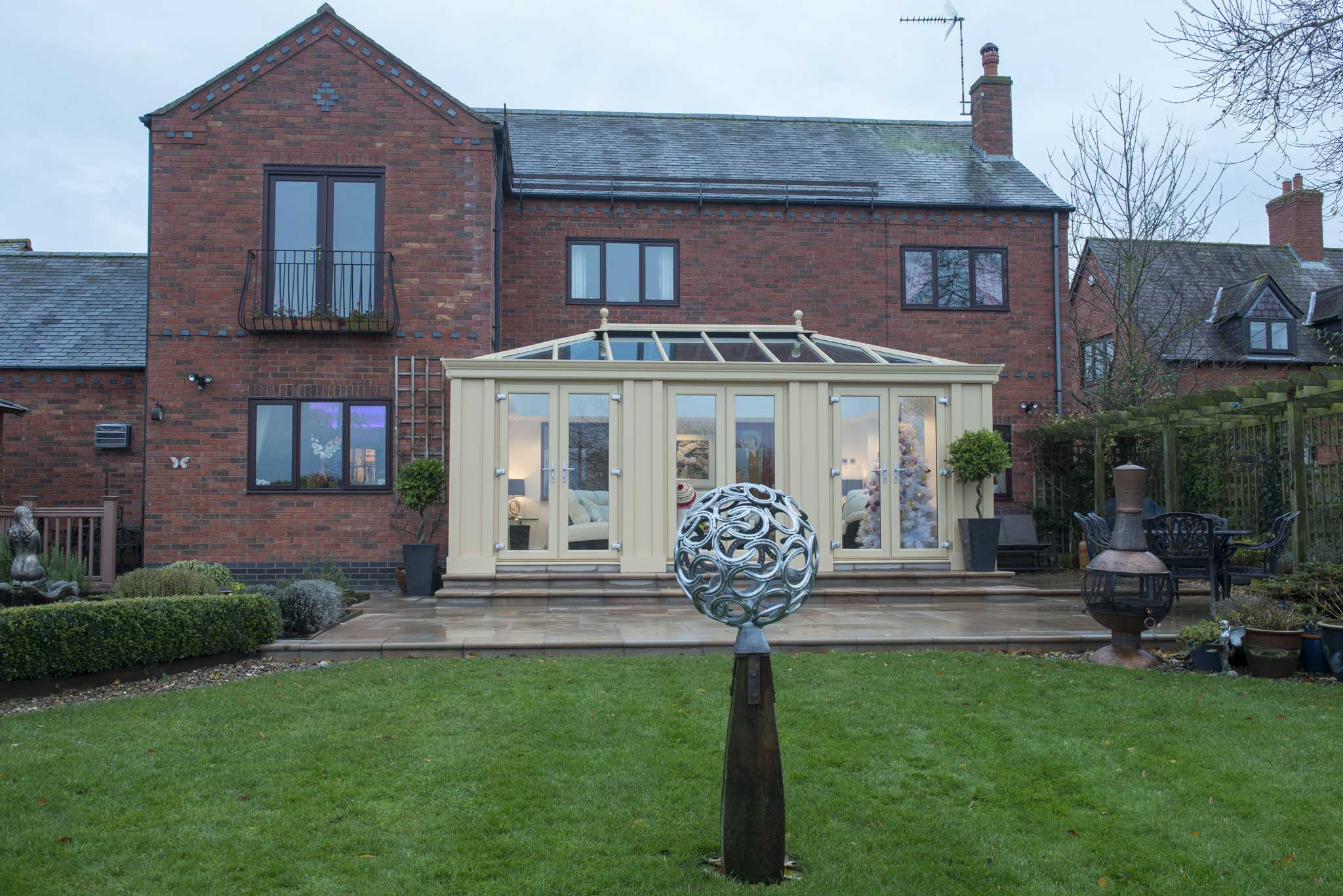 upvc conservatories in yorkshire