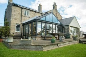 Gable Roof Conservatories Yorkshire