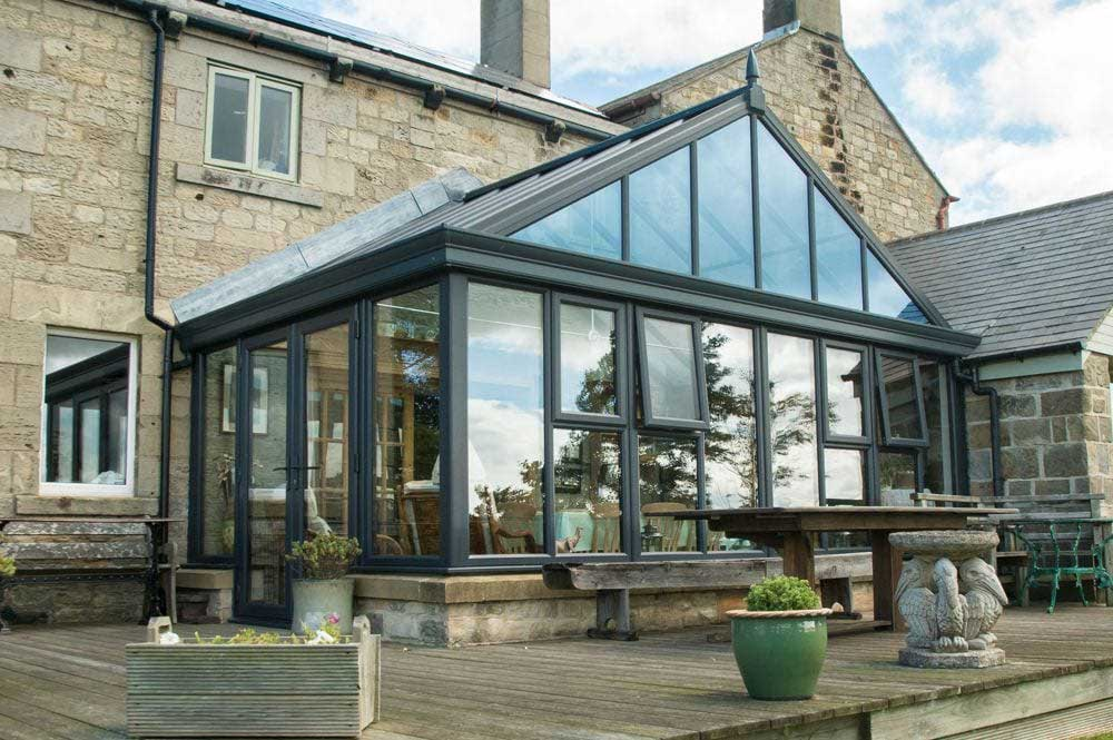 Gable Conservatory Prices Bradford