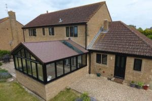 Solid Roof Apex Conservatories Bradford
