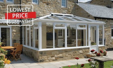 Buy Conservatories - best price online with Coral Windows ...