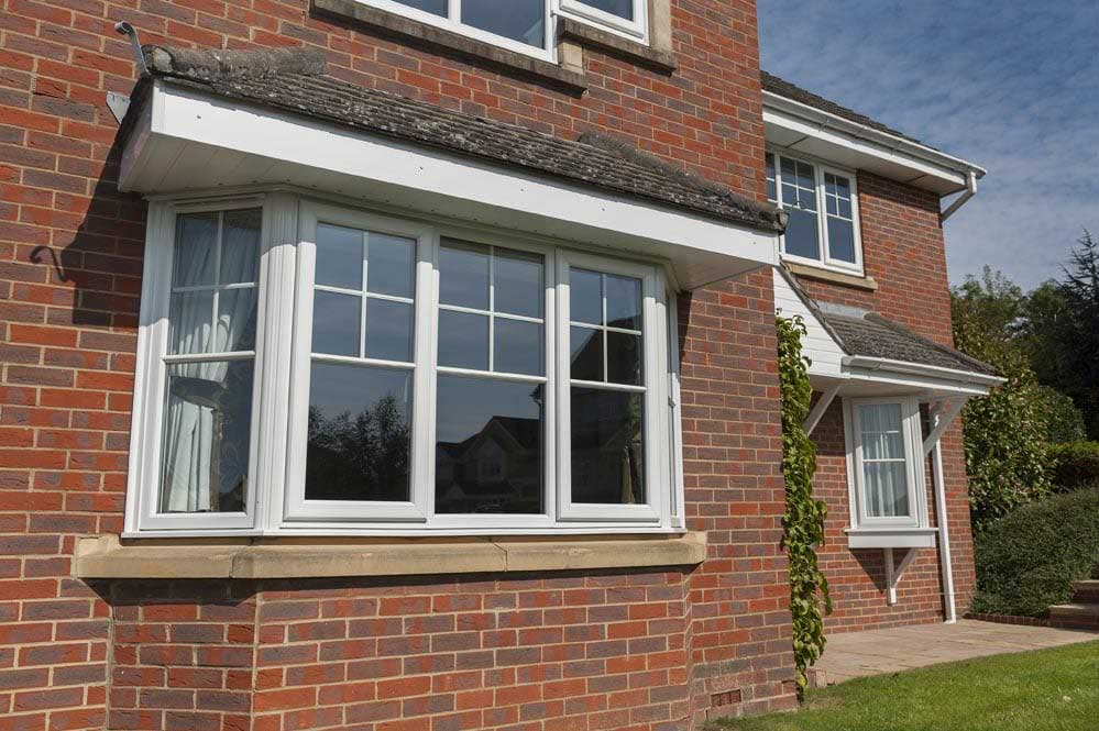 Bradford triple glazed windows