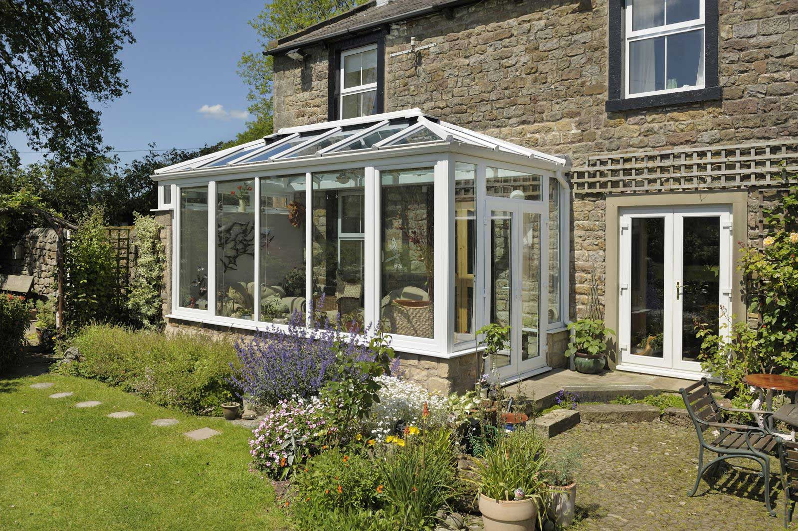 modern double glazing in yorkshire