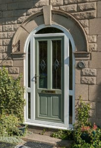 coloured upvc doors in bradford
