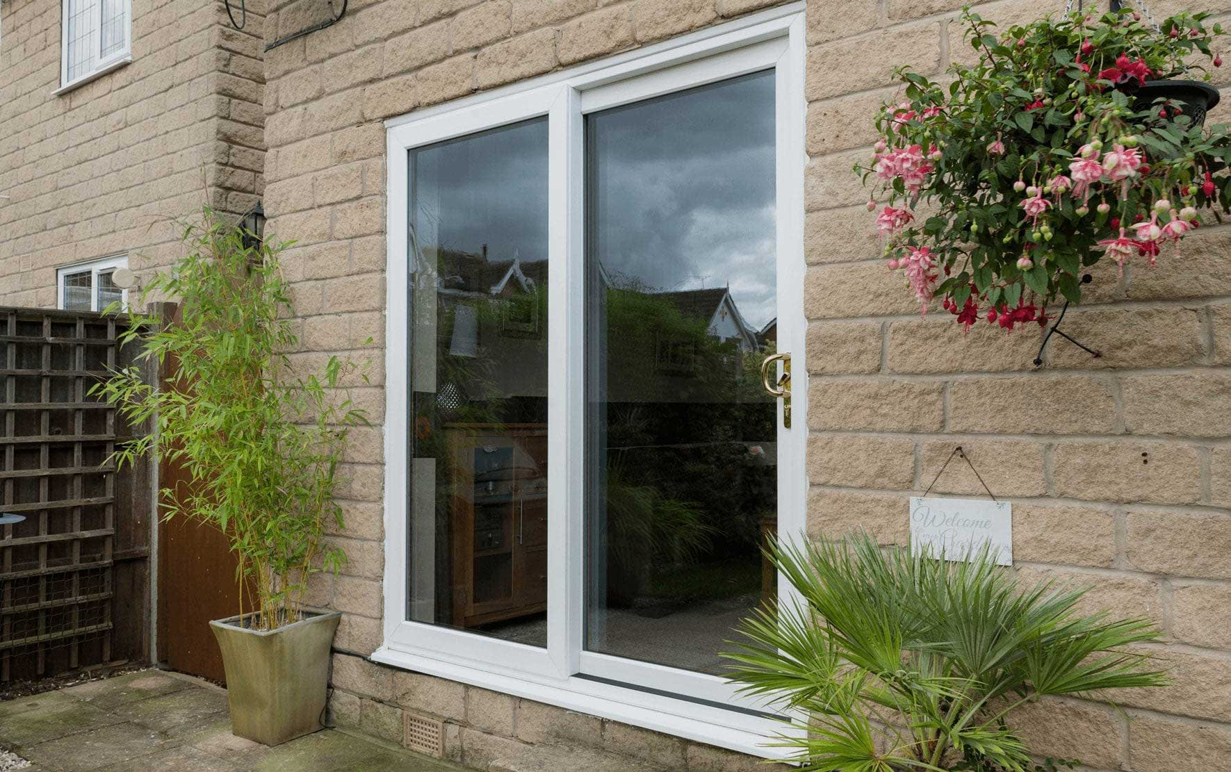 uPVC Sliding Doors Yorkshire