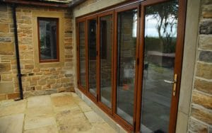 upvc bifold doors in bradford