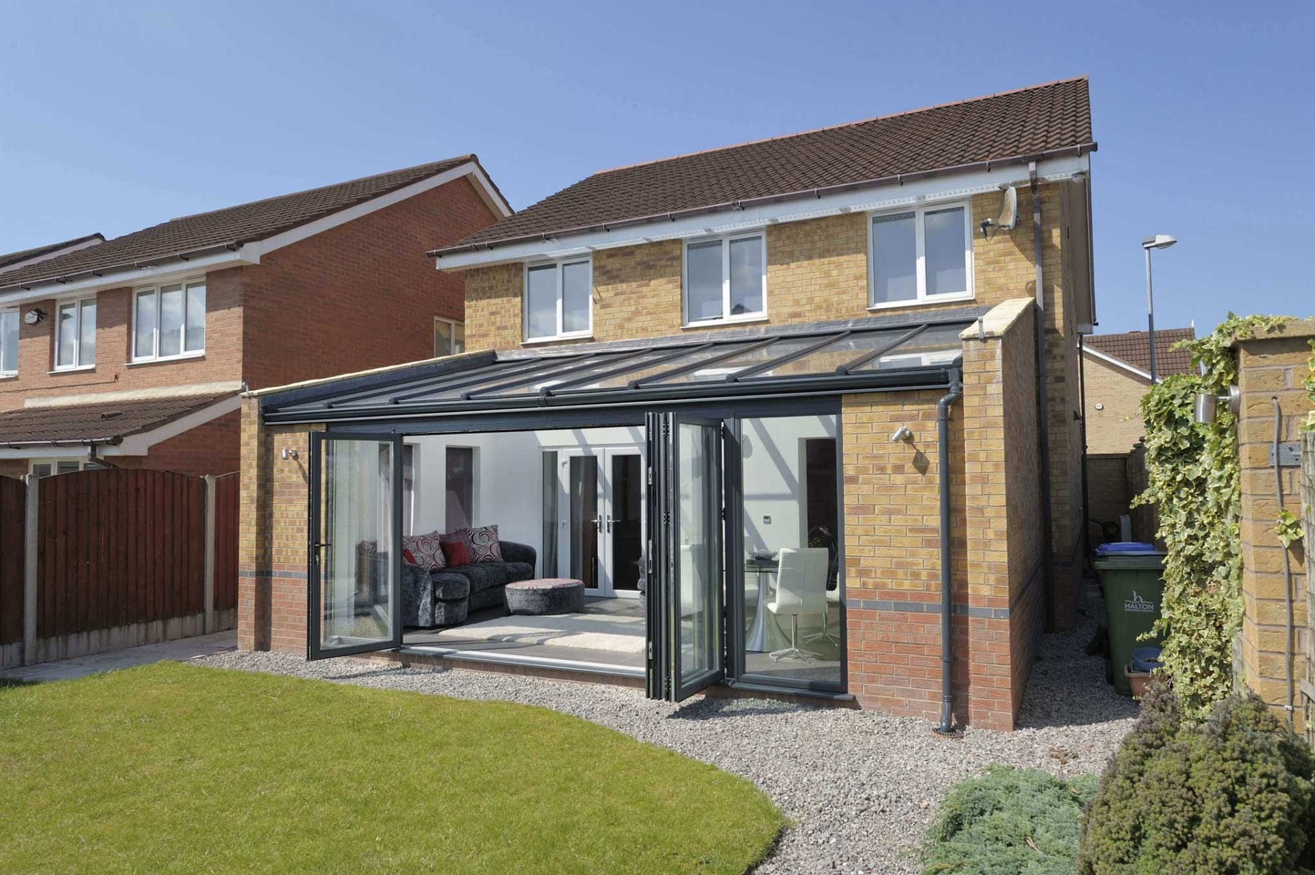 Yorkshire lean to conservatories