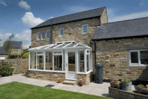 uPVC Edwardian Conservatories Yorkshire