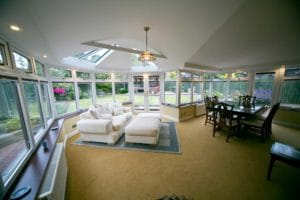 Bespoke P-shaped Conservatories Yorkshire