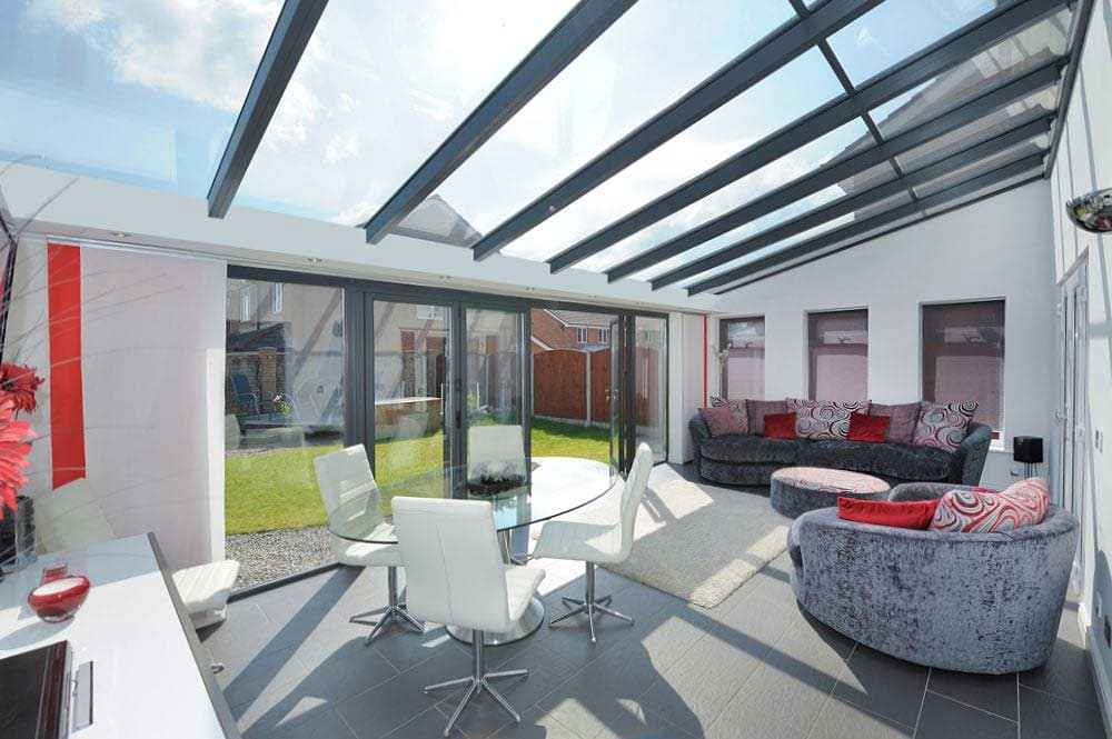 lean to conservatory styles in yorkshire