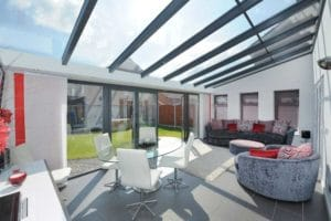 Ultraframe Lean to Conservatories Bradford