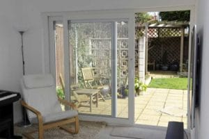 Patio doors for conservatories