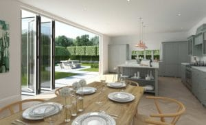 Bi-Fold Door Prices Yorkshire