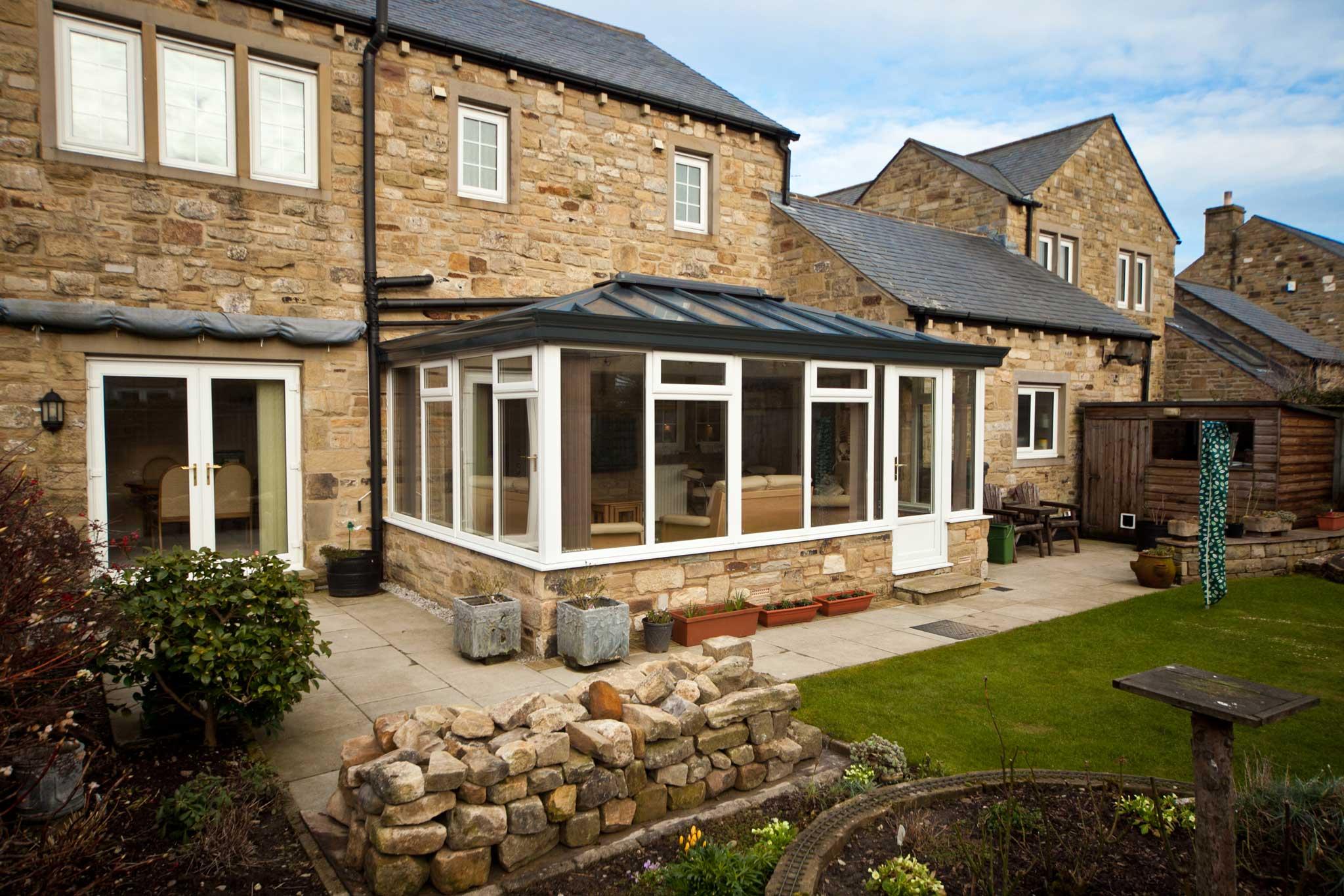 Edwardian Conservatory Styles Yorkshire