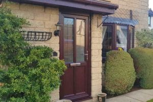 uPVC Entrance Doors Yorkshire