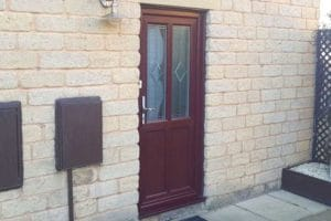 uPVC Back Doors Yorkshire