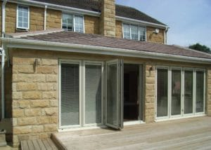 bifold doors in yorkshire