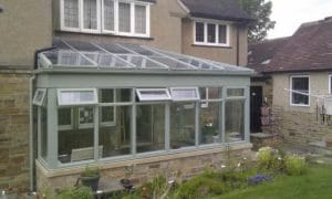 Lean To Conservatory in Yorkshire