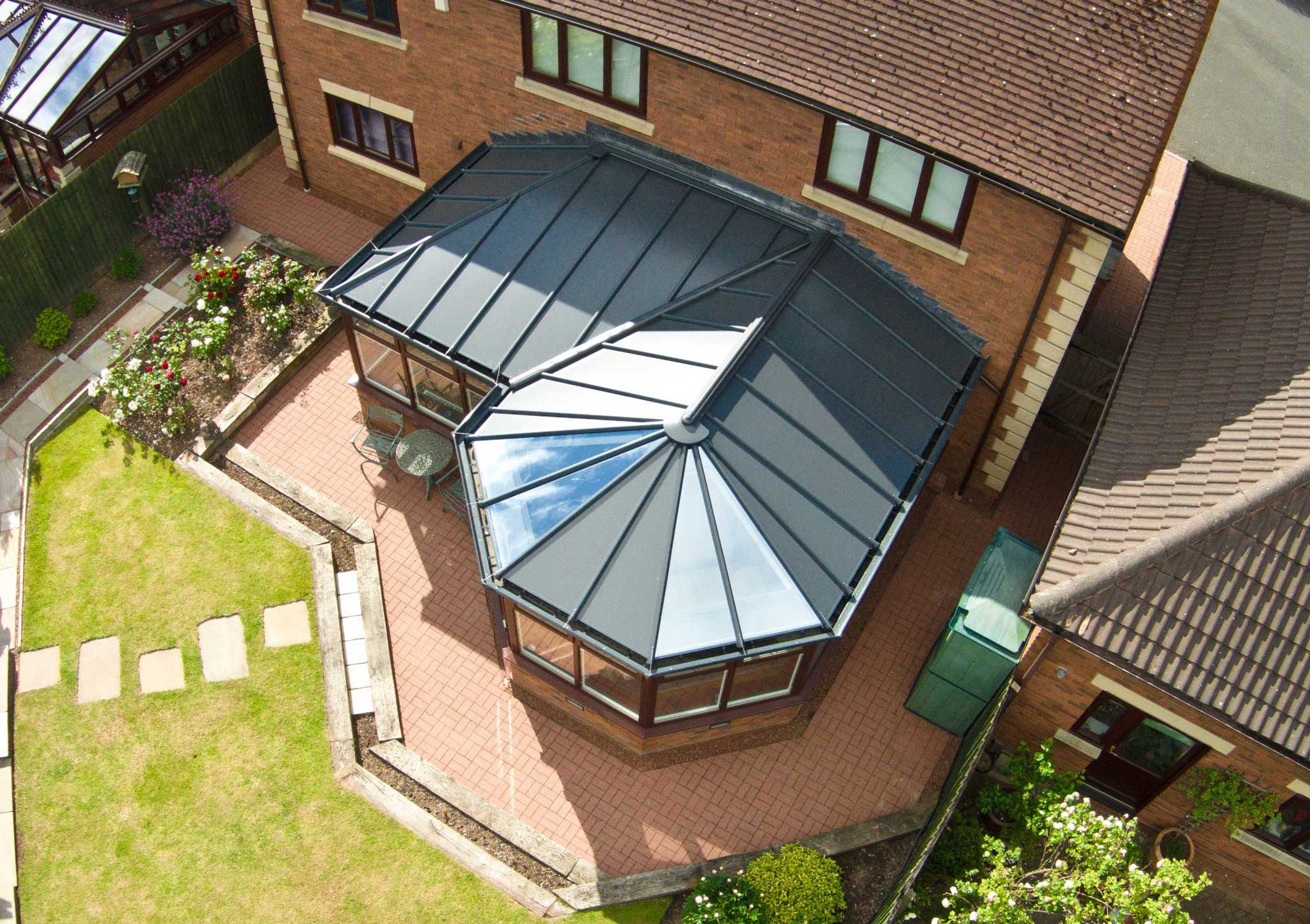 Replacement Conservatory Roofs in yorkshire