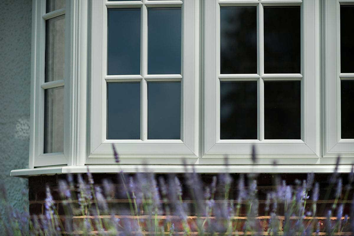 uPVC Georgian Windows in Yorkshire