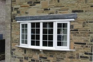 Georgian Windows in Yorkshire