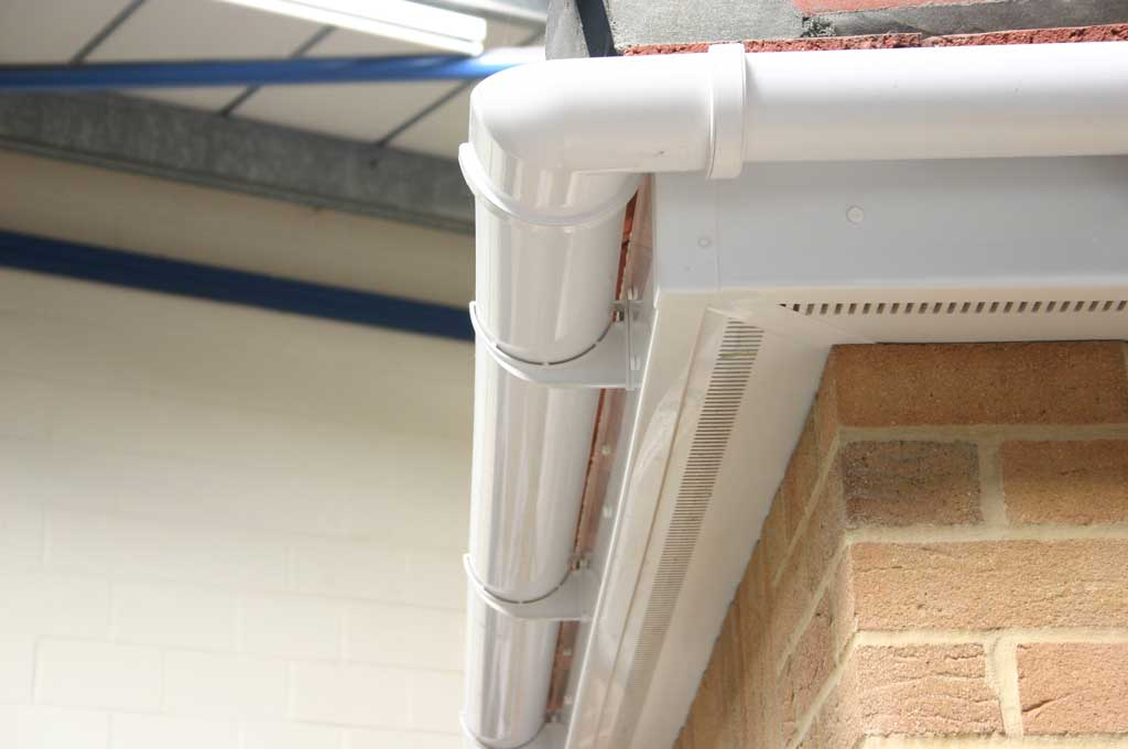fascia, soffit and gutters yorkshire