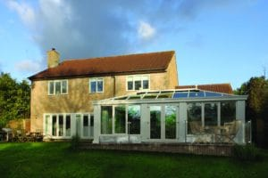 glazed extension prices yorkshire