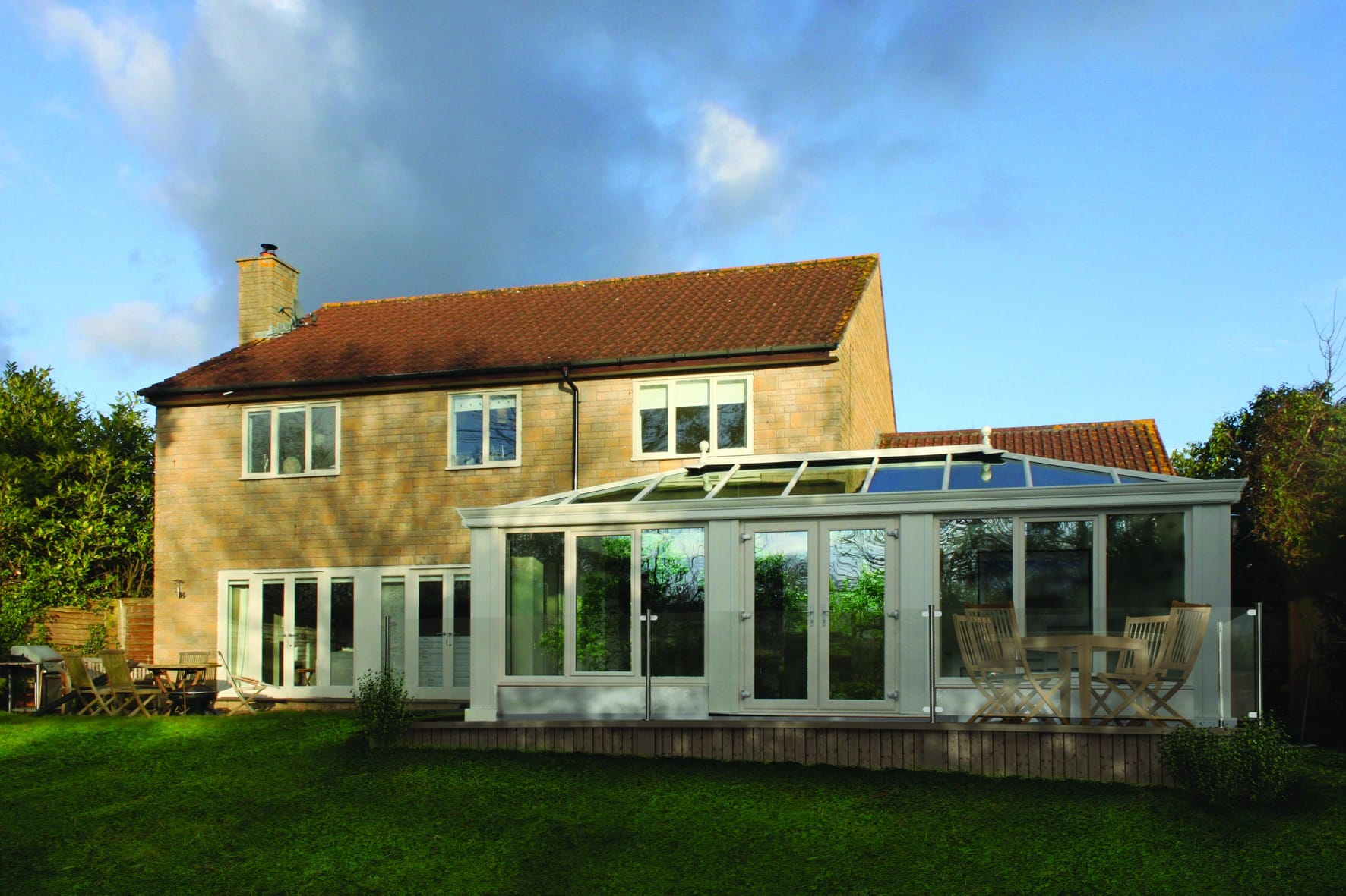 double glazed extension prices yorkshire