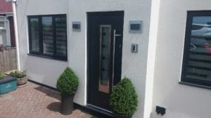 modern composite doors in bradford