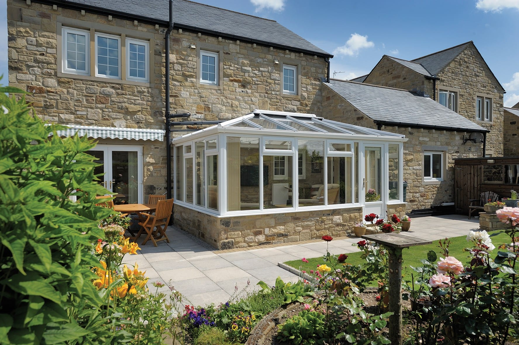 Glass Conservatory Roofs Yorkshire