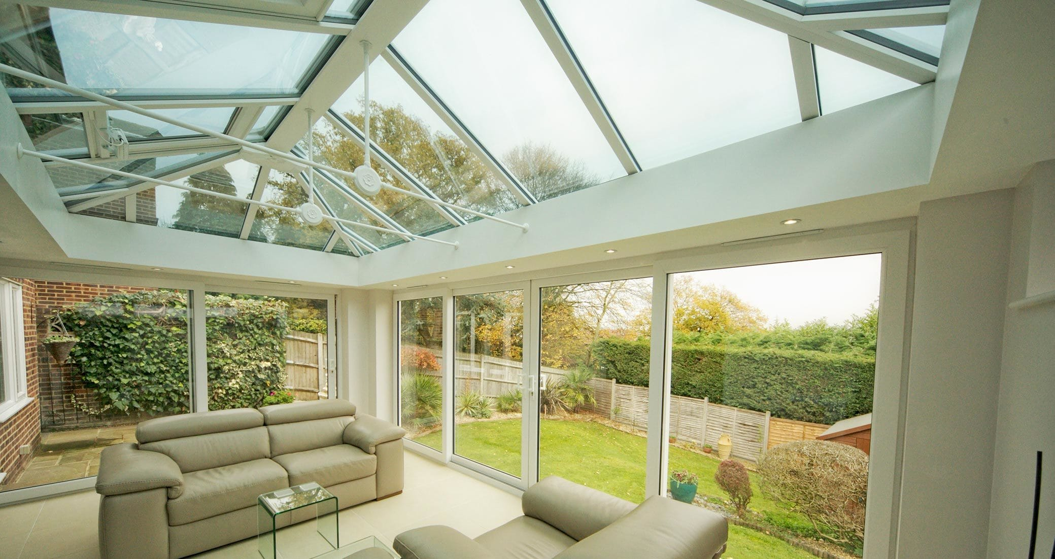 Conservatory Glass Roof Replacement Yorkshire