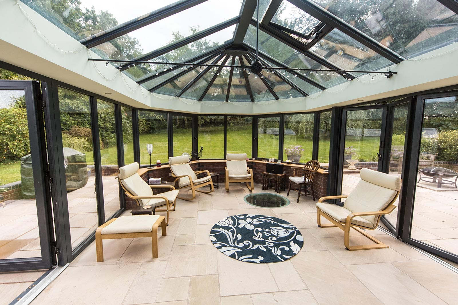 Victorian Conservatory and Glass Roof Yorkshire