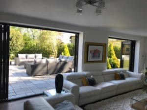 uPVC Bifold Door Installation Yorkshire