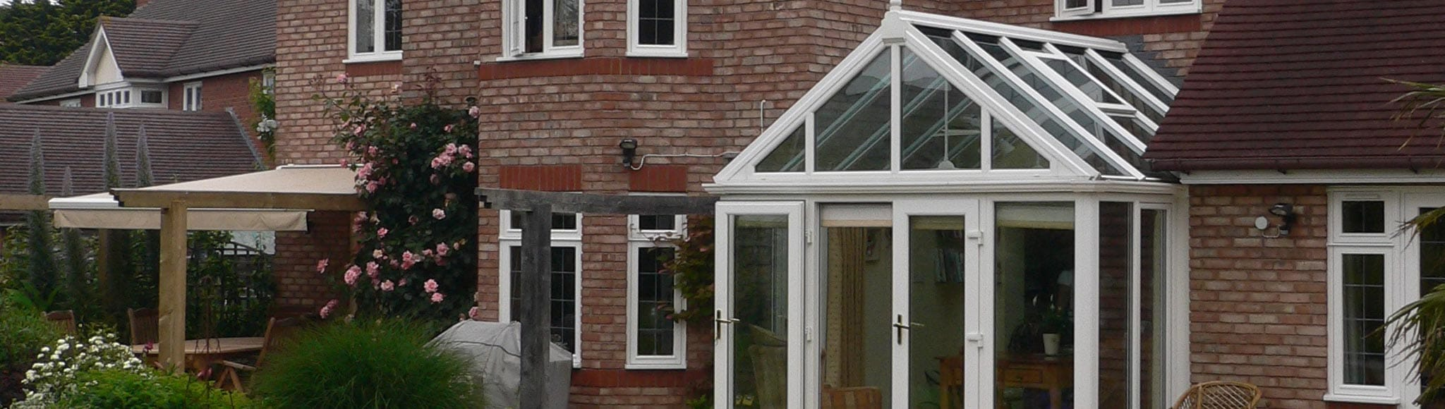 Pitched Cathedral Ceiling Conservatory Yorkshire