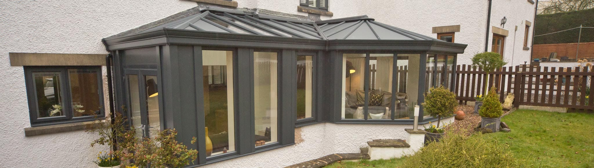 Pshaped Conservatory Yorkshire