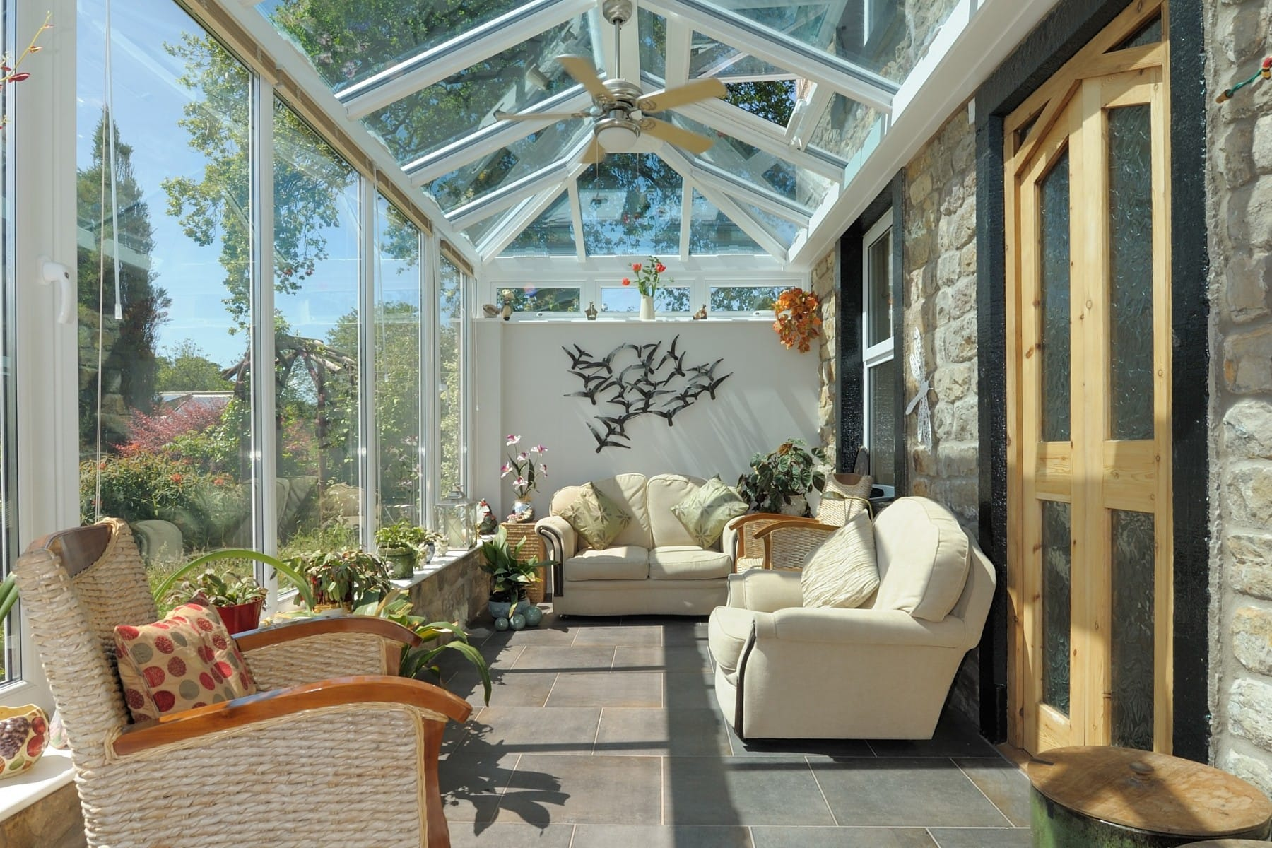 Replacement Conservatory Roofs yorkshire