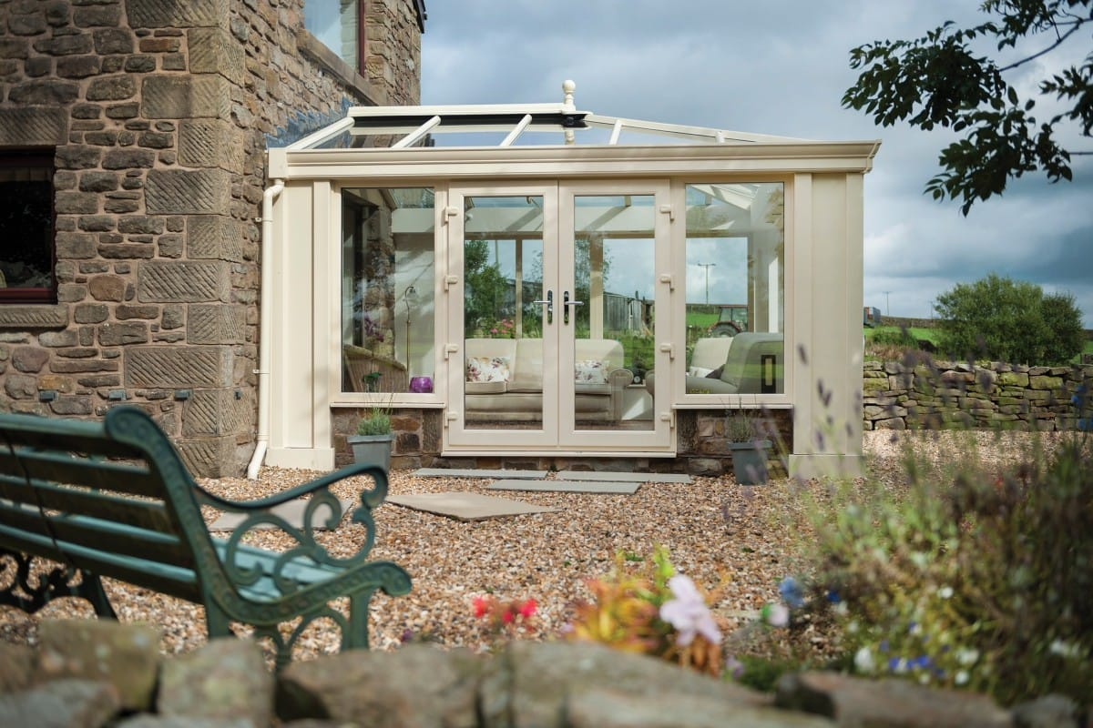 Styles of Yorkshire Conservatories Glass Roof