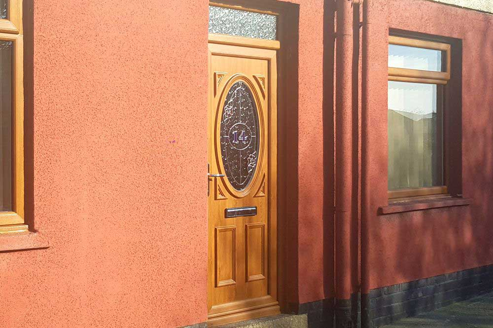 replacement upvc front door bradford