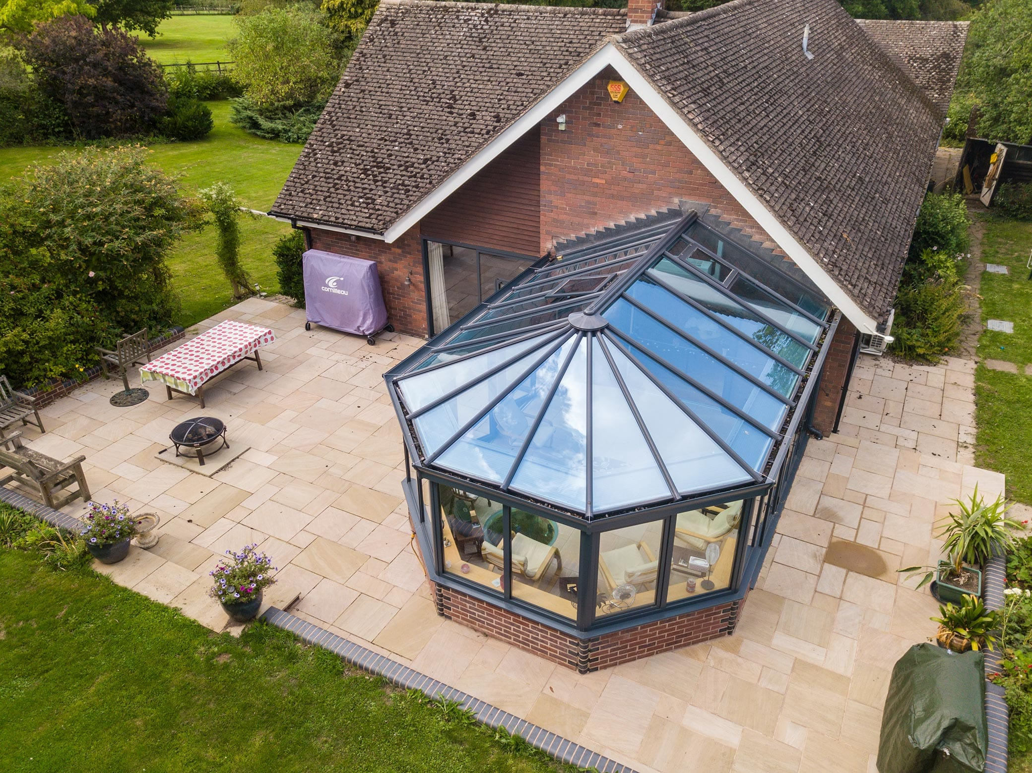 Victorian Conservatory Fitted Yorkshire