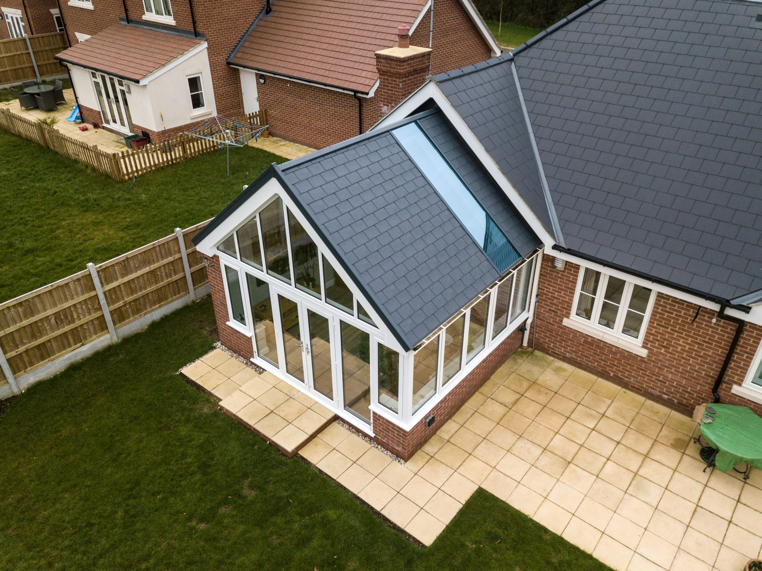 Yorkshire Tiled Conservatory Roofs