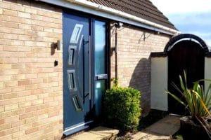 composite front doors bradford