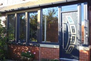 Yorkshire Composite Front Doors