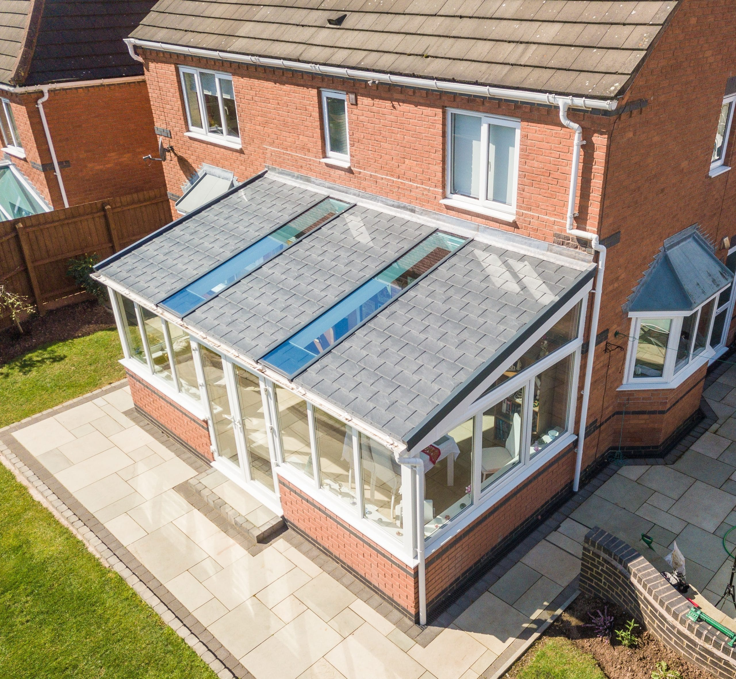 ultraroof conservatory roof system yorkshire