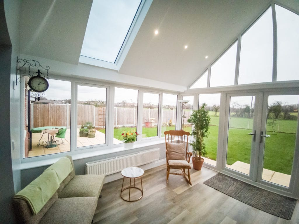 Conservatories in Keighley